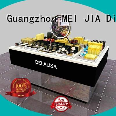 MEI JIA Display customized cosmetics acrylic display for business for shoppe