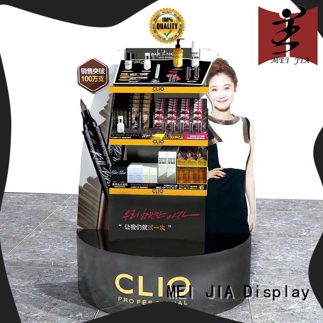 MEI JIA Display showcase Artdeco brand table cabinet for exclusive shop