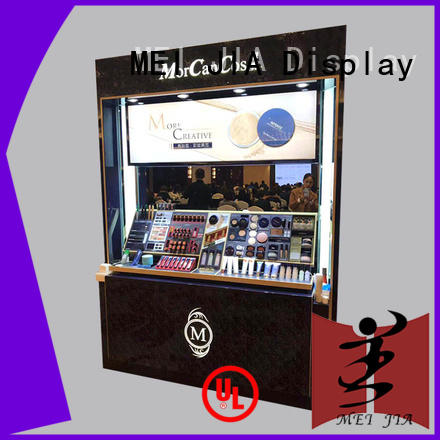 MEI JIA Display attract attention makeup display counter holder for exclusive shop