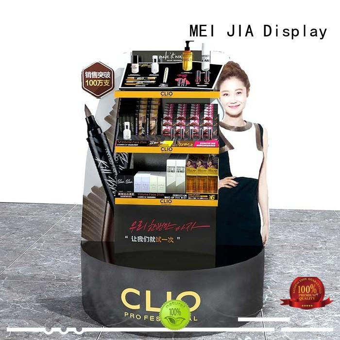 MEI JIA Display stand retail makeup display stand for business for counter