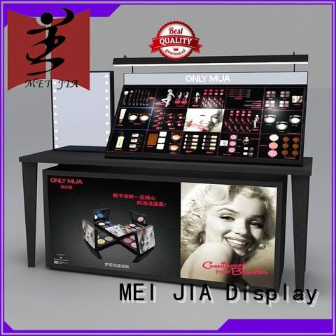 acrylic makeup display skin for shop MEI JIA Display