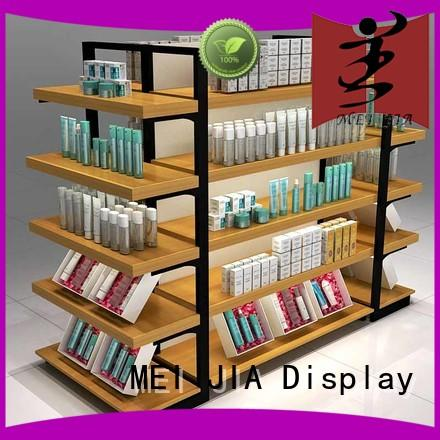 MEI JIA Display shelf makeup display stand manufacturer for shop