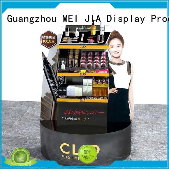 MEI JIA Display Top beauty display units factory for counter