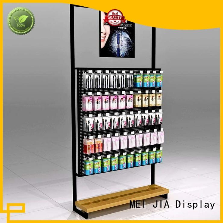 MEI JIA Display artdeco acrylic cosmetic display stand suppliers for shoppe