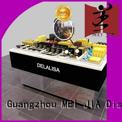 MEI JIA Display cosmetic cosmetic showcase beauty for store