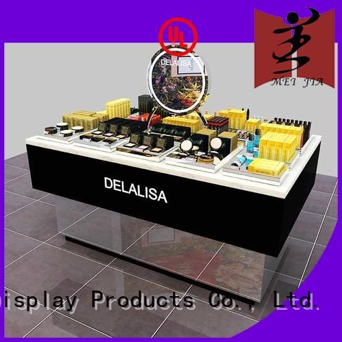 cosmetics acrylic display brand for counter MEI JIA Display