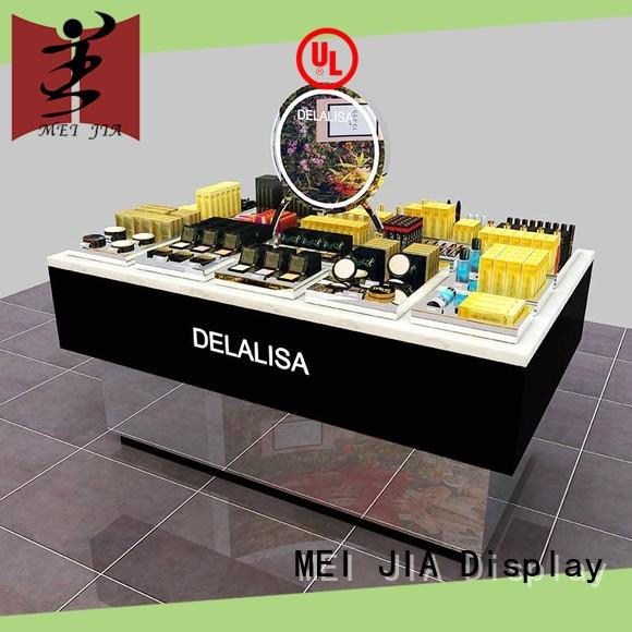 MEI JIA Display attract attention beauty display stands for sale for counter