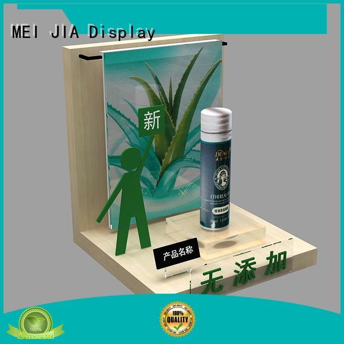MEI JIA Display makeup acrylic makeup display factory for shop