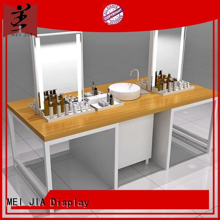 cosmetic acrylic stand acrylic manufacturer for shop