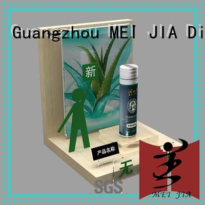 beauty display stands brand for counter MEI JIA Display