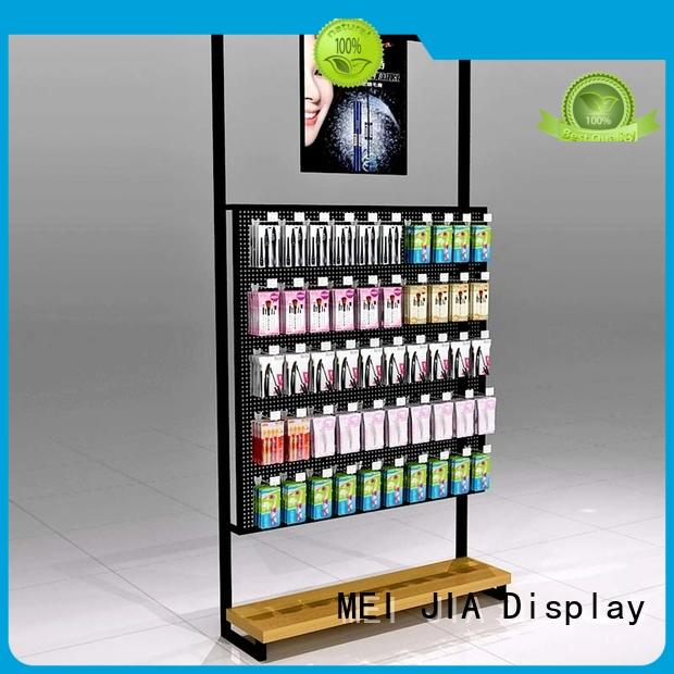 Best acrylic cosmetic display stand shelf factory for exclusive shop