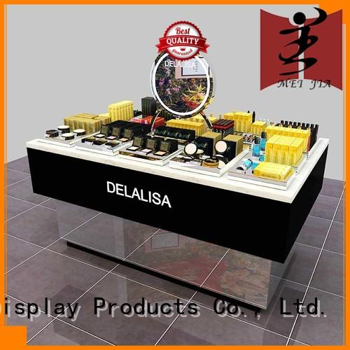 MEI JIA Display cosmetic cosmetic showcase cabinet for showroom