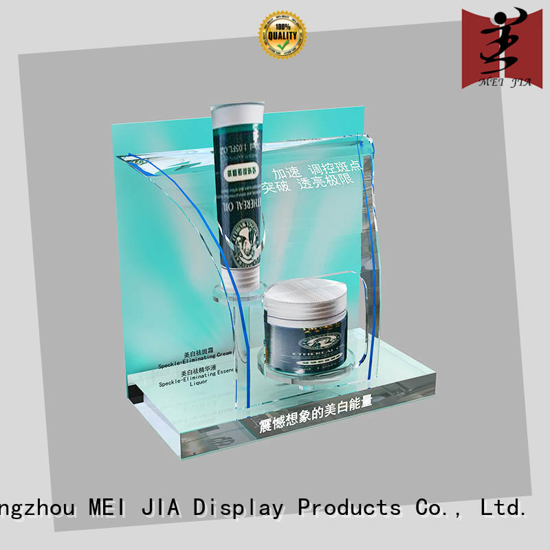 MEI JIA Display cosmetic cosmetic product display holder for showroom