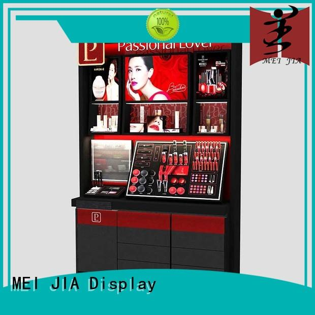 acrylic display stands holder for showroom MEI JIA Display