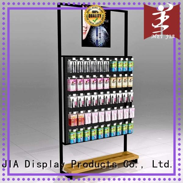 makeup store display stand for store MEI JIA Display