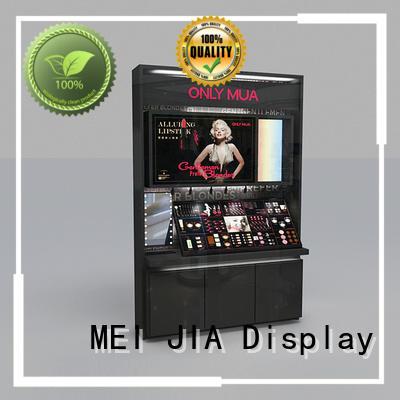 MEI JIA Display New cosmetics acrylic display supply for shop