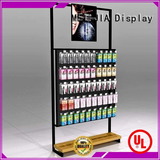 MEI JIA Display Best beauty display stands supply for store