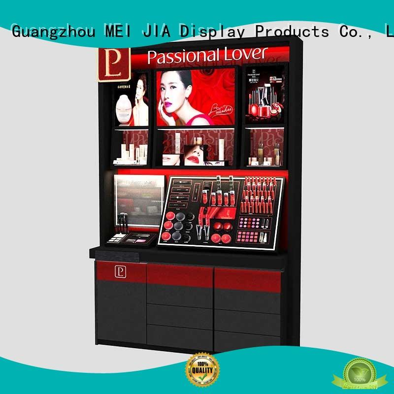 Wholesale cosmetics acrylic display try for business for store