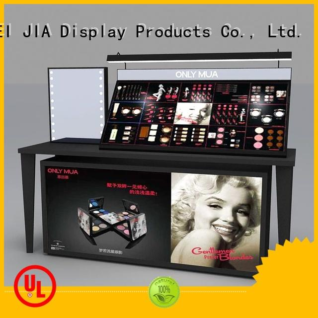 MEI JIA Display Best acrylic cosmetic display stand suppliers for exclusive shop