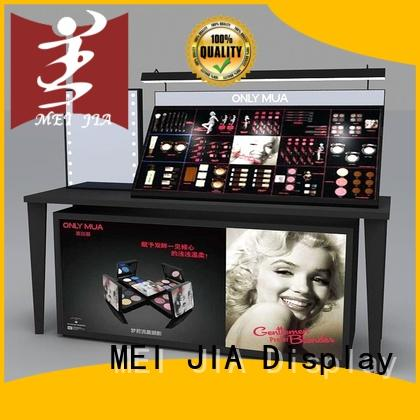 MEI JIA Display attract attention makeup retail display manufacturer for exclusive shop