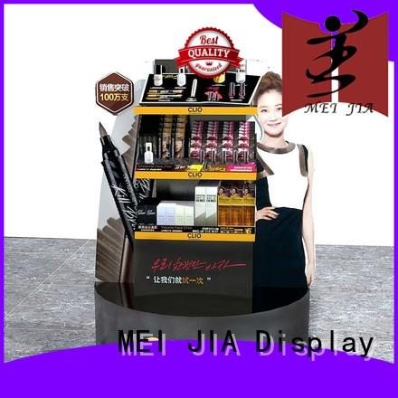 Top makeup retail display body factory for shop