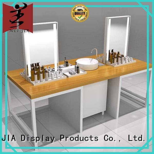 fashional cosmetic stand for brand for shoppe