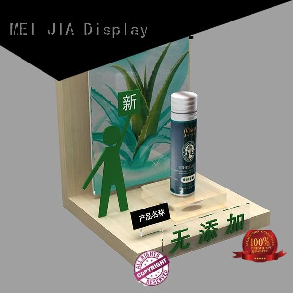 MEI JIA Display Latest makeup retail display factory for shoppe