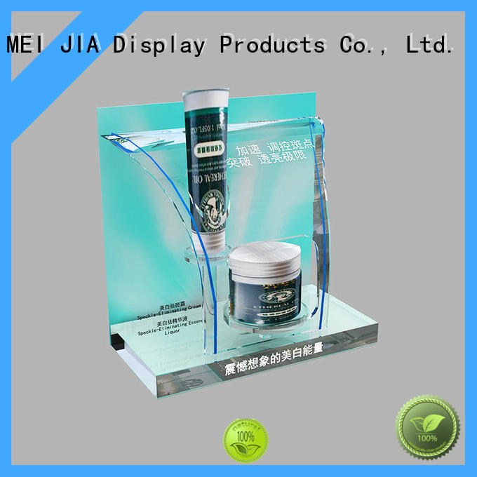 MEI JIA Display Best makeup display stand suppliers for exclusive shop