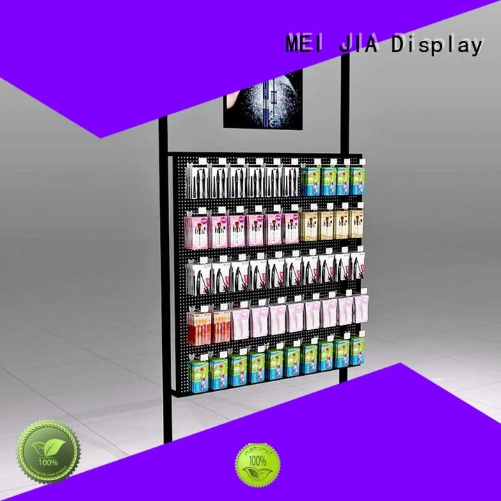 MEI JIA Display Top makeup retail display factory for store