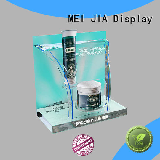 MEI JIA Display makeup Artdeco brand table manufacturers for showroom