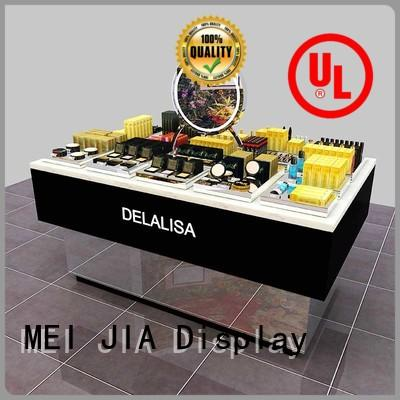 MEI JIA Display Custom beauty display stands suppliers for exclusive shop