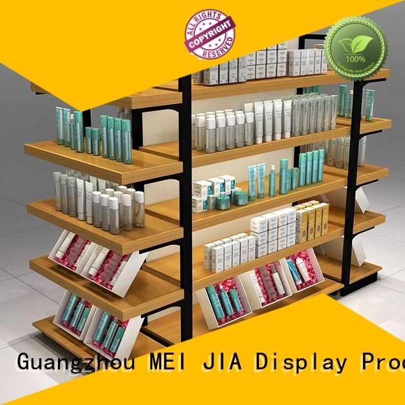 Latest retail makeup display stand try factory for store