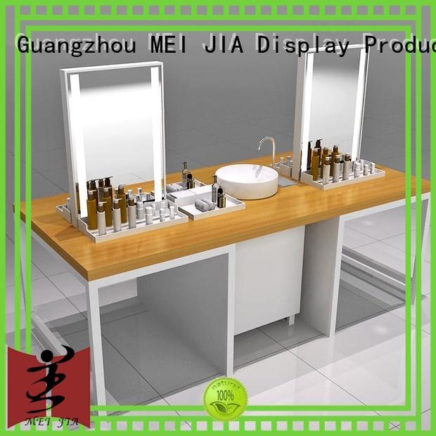 Custom beauty display units artdeco factory for exclusive shop