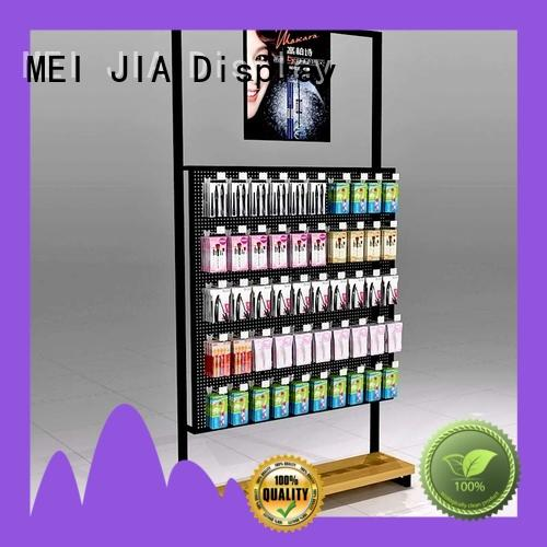 Top cosmetics acrylic display backside for business for exclusive shop