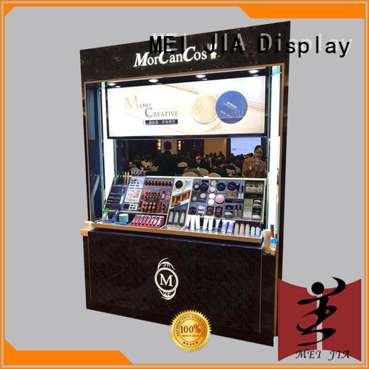 table cosmetic display counter counter for counter MEI JIA Display