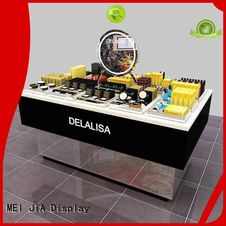MEI JIA Display Latest beauty display units suppliers for shop