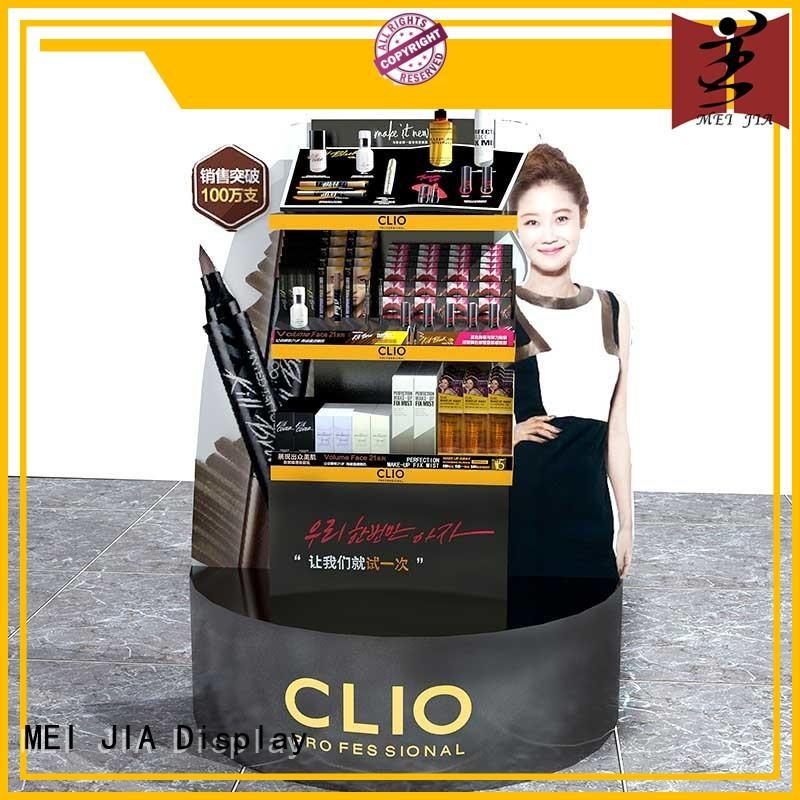 cabinet makeup showcase skin for store MEI JIA Display