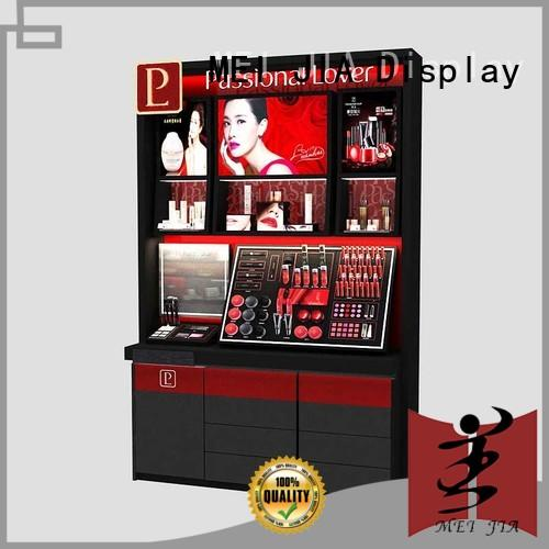 MEI JIA Display customized Artdeco display counter for sale for store