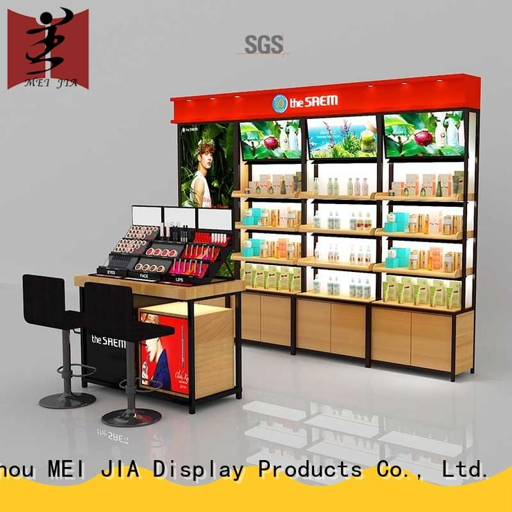 Skin Care Display Stand