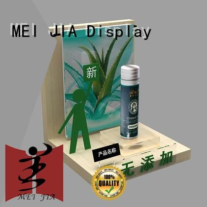MEI JIA Display counter makeup retail display great design for store