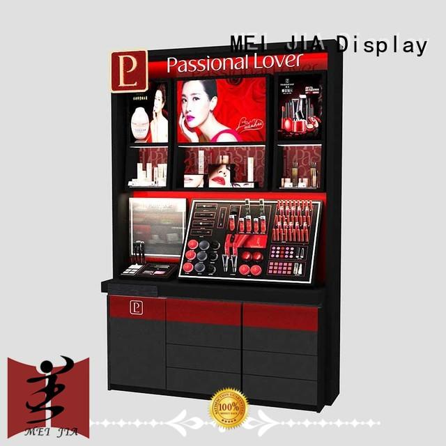 MEI JIA Display out acrylic stand with hook for store