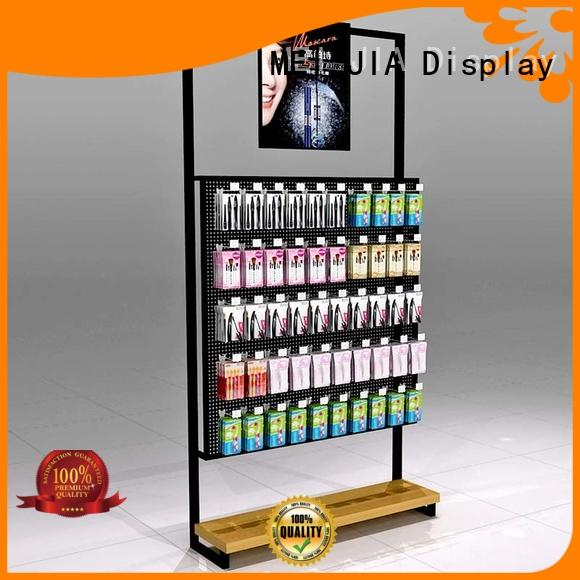 MEI JIA Display Top cosmetics acrylic display for business for store