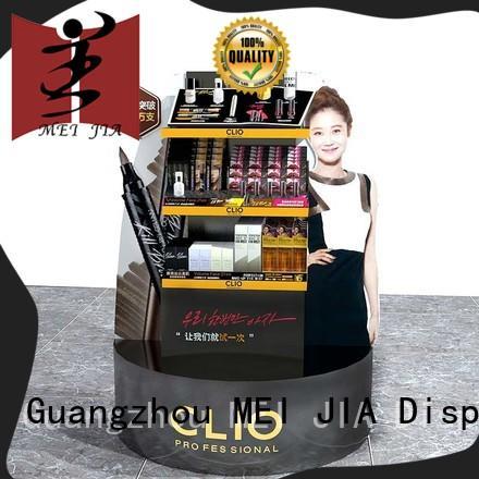 Acrylic Makeup Display Counter