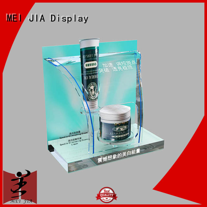 MEI JIA Display attract attention makeup retail display manufacturer for shop