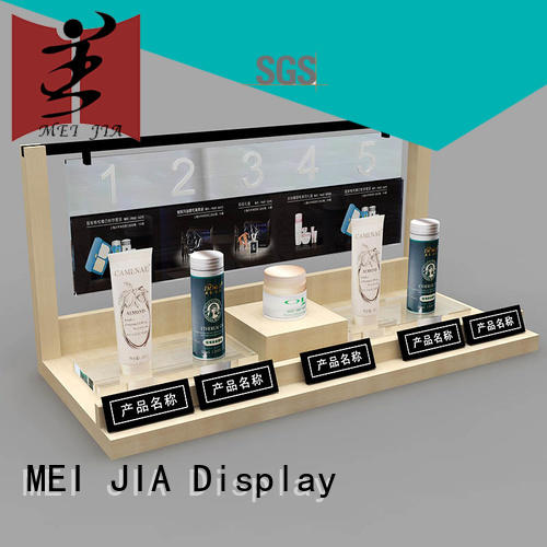 customized makeup retail display skin for sale for counter