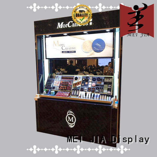 MEI JIA Display makeup cosmetic display cabinet for brand for showroom