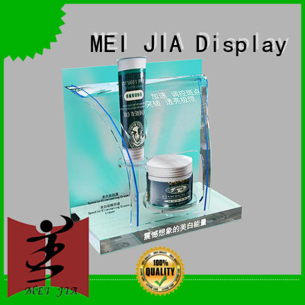 MEI JIA Display fashional custom acrylic display for sale for exclusive shop