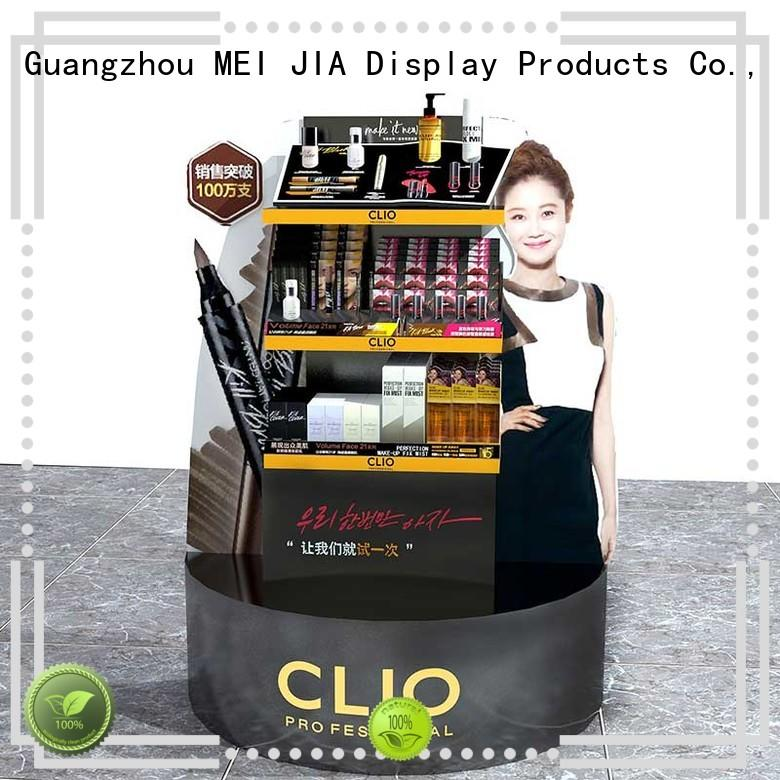 MEI JIA Display Top retail makeup display stand factory for shoppe