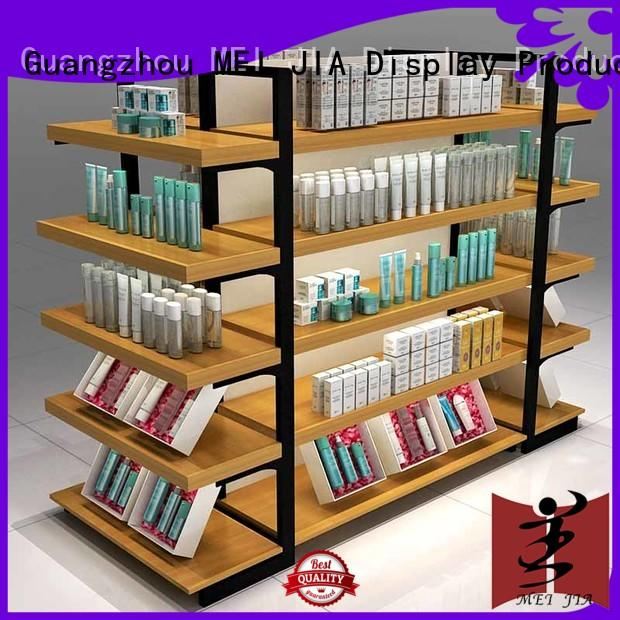 MEI JIA Display customized cosmetic rack for sale for store