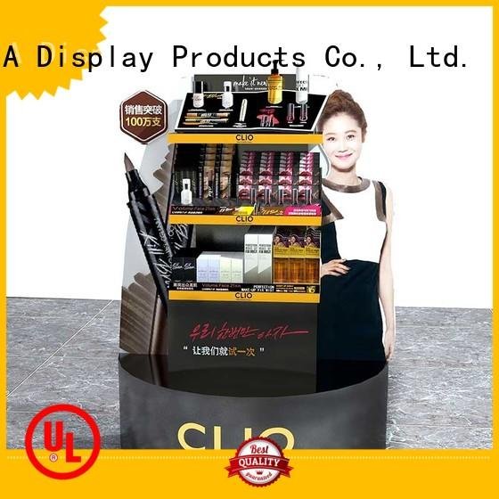 MEI JIA Display body cosmetic showcase suppliers for store